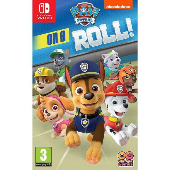 Outright Games Switch mäng Paw Patrol: On A Roll