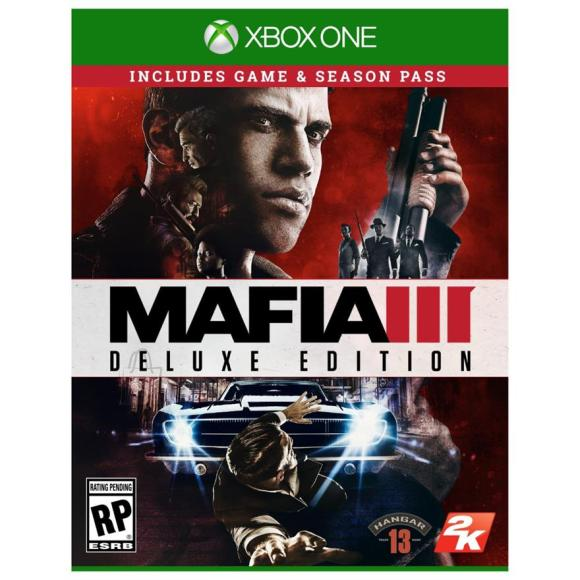 2K Games Xbox One mäng Mafia III Deluxe Edition
