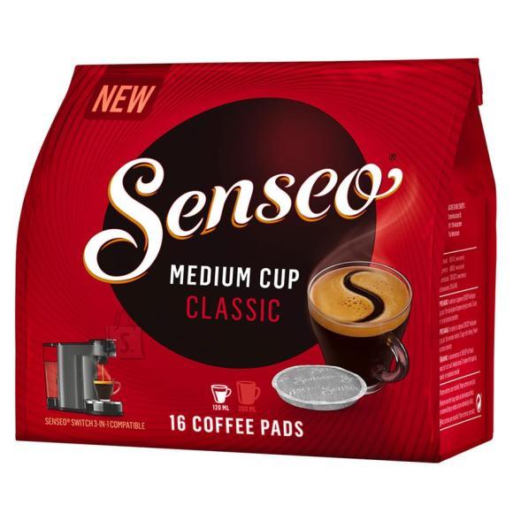 Senseo kohvipadjad JDE Classic
