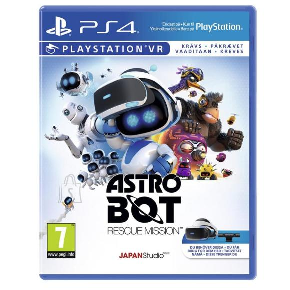 Sony PS4 mäng VR Astro Bot Rescue Mission