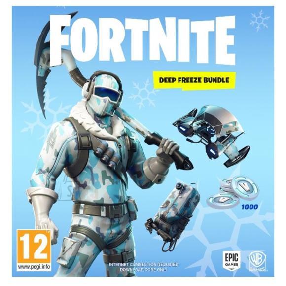 Epic Games arvutimäng Fortnite Deep Freeze Bundle