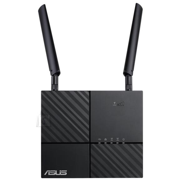 Asus AC750 Dual Band LTE Modem WiFi ruuter