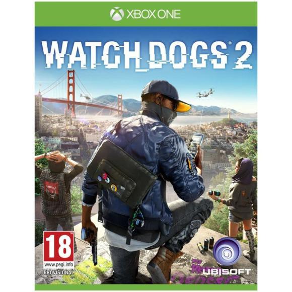 Ubisoft Xbox One mäng Watch Dogs 2
