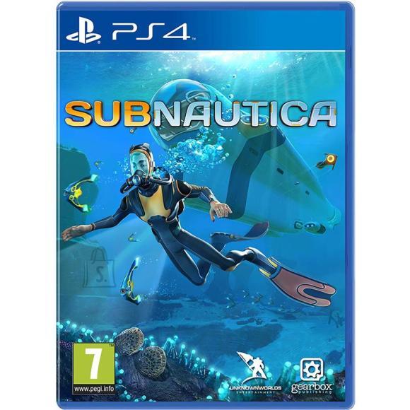 PS4 mäng Subnautica