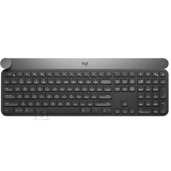 Logitech Juhtmevaba klaviatuur Logitech Craft (RUS)