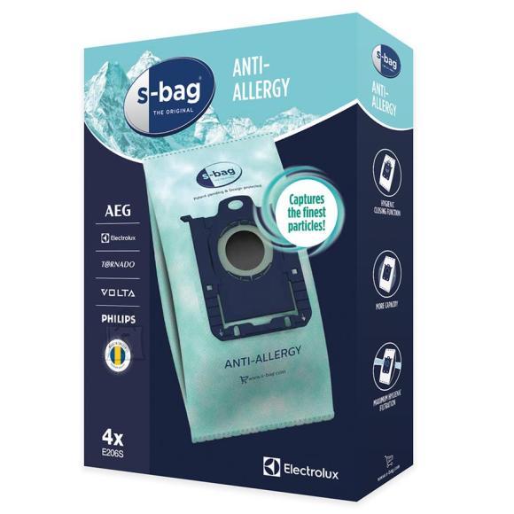 Electrolux Tolmukotid Electrolux S-bag® Anti-Allergy 4 tk