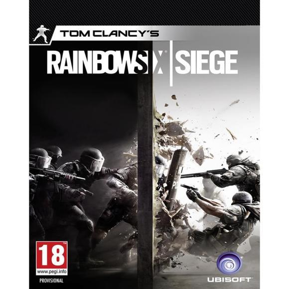 Ubisoft PS4 mäng Tom Clancy's Rainbow Six Siege