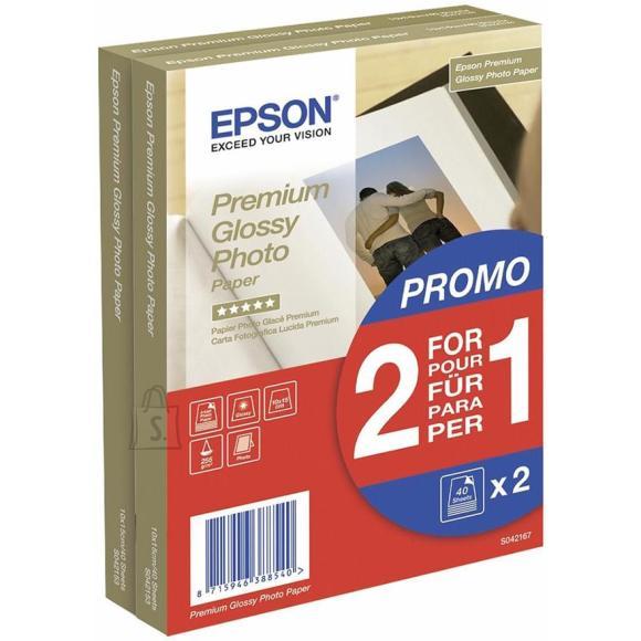 Epson Fotopaber Epson Premium Glossy (10x15, 255 g/m²)