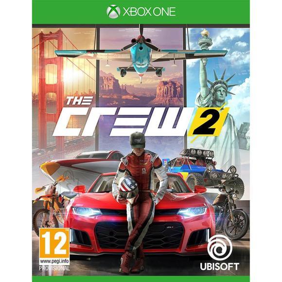 Ubisoft Xbox One mäng The Crew 2