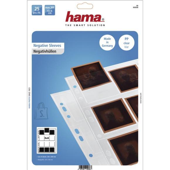 Hama Negatiivi tasku 60-70mm Hama