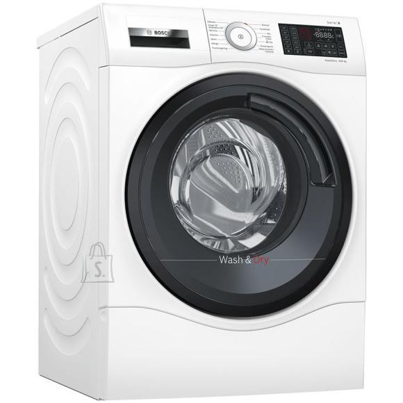 Bosch pesumasin-kuivati 10kg / 6kg