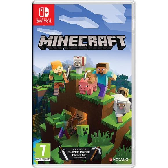 Nintendo Switch mäng Minecraft