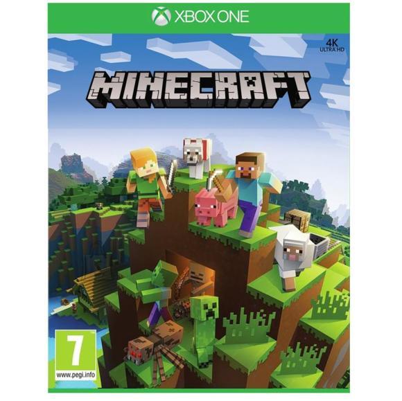 Microsoft Xbox One mäng Minecraft