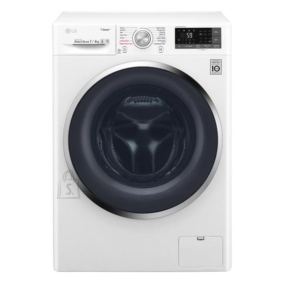 LG pesumasin-kuivati  7kg/4kg