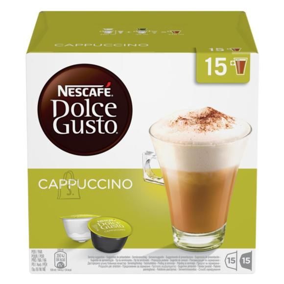 Dolce Gusto Cappuccino kohvikapslid