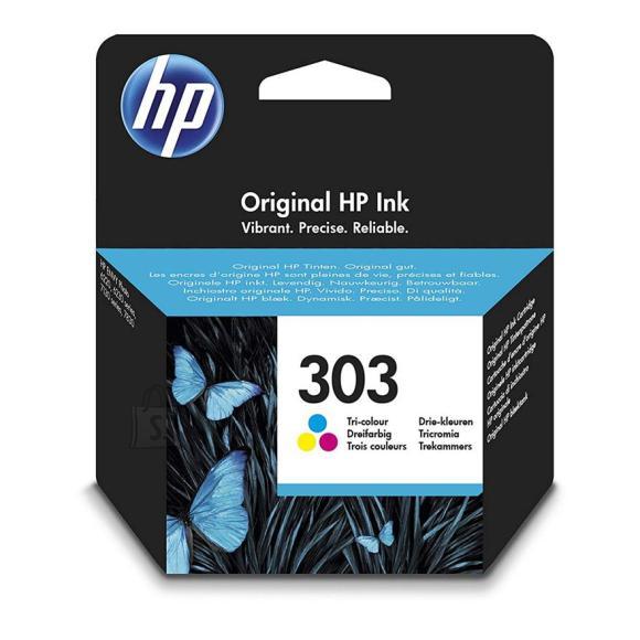 HP 303 tindikassett, värviline