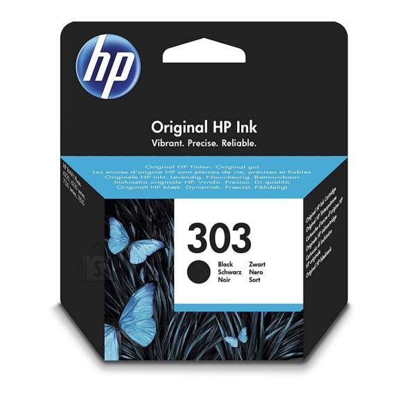 HP 303 tindikassett, must