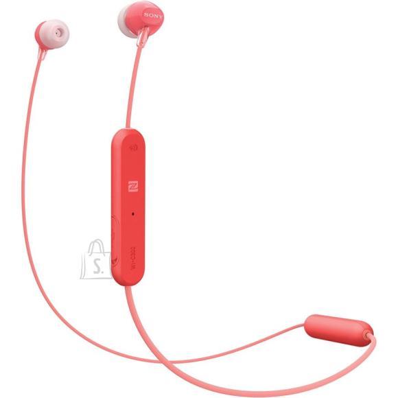 Sony WI-C300 juhtmevabad kõrvaklapid