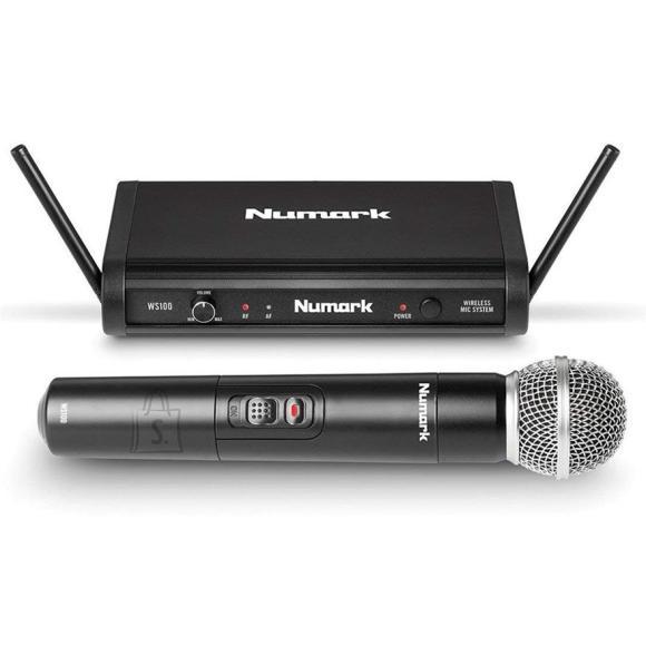 Numark Juhtmevaba mikrofon + saatja Numark