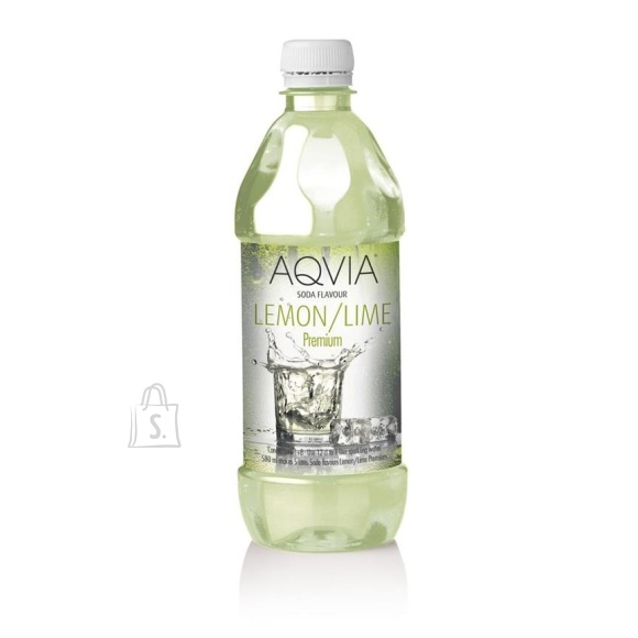 Aqvia Siirup Aqvia, sidrun/laim Premium