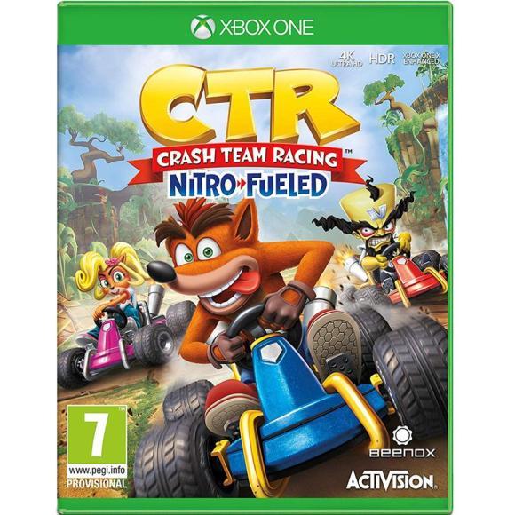Activision Blizzard Xbox One mäng Crash Team Racing Nitro-Fueled