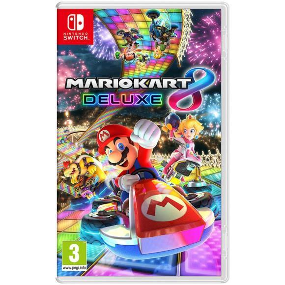 Nintendo Switch mäng Mario Kart 8 Deluxe