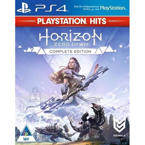 Sony PS4 mäng Horizon Zero Dawn Complete Edition