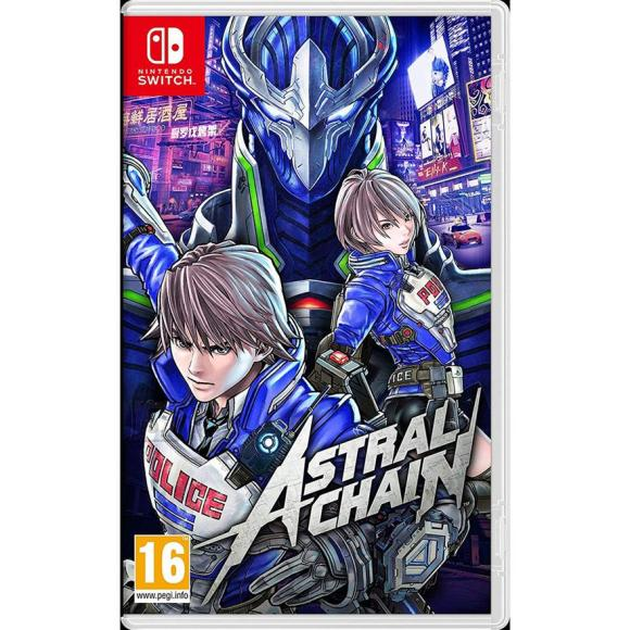 Nintendo Switch mäng Astral Chain