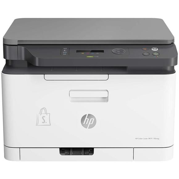 HP MF-Värvi laserprinter HP MFP 178nw