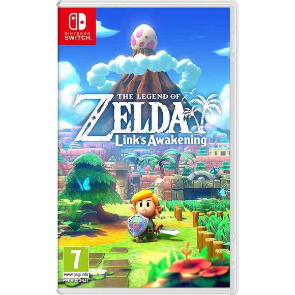 Nintendo Switch mäng The Legend of Zelda: Link's Awakening