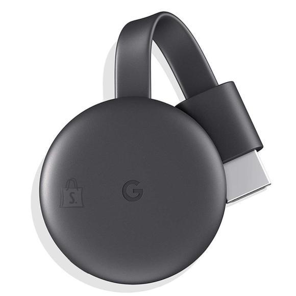 Google Voogedastusseade Google Chromecast 3