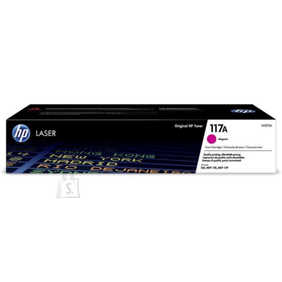 HP Tooner HP 117A (magenta)