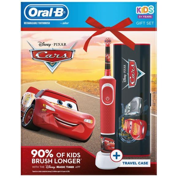 Braun Elektriline hambahari Braun Oral-B Cars + vutlar