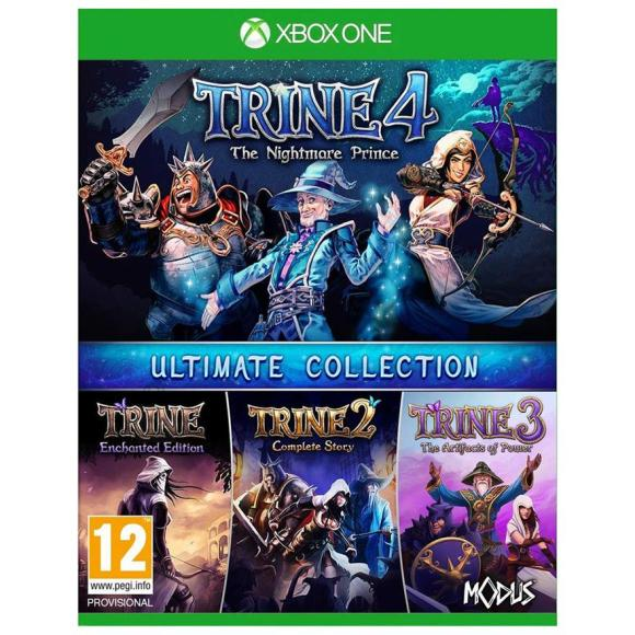 Xbox One mäng Trine 4 Ultimate Collection