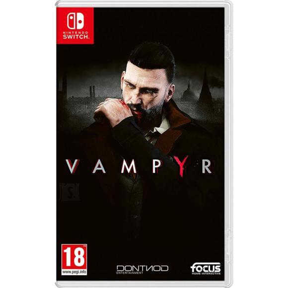 Switch mäng Vampyr