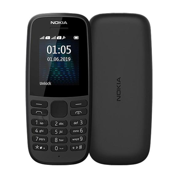 Nokia Mobiiltelefon Nokia 105 Dual SIM