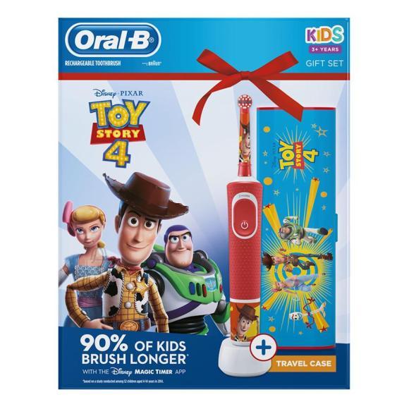 Braun Elektriline hambahari Braun Oral-B ToyStory + vutlar