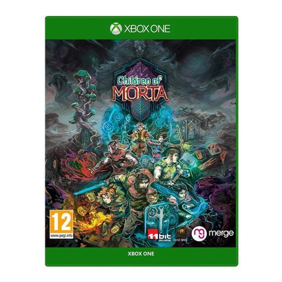 2K Games Xbox One mäng Children of Morta