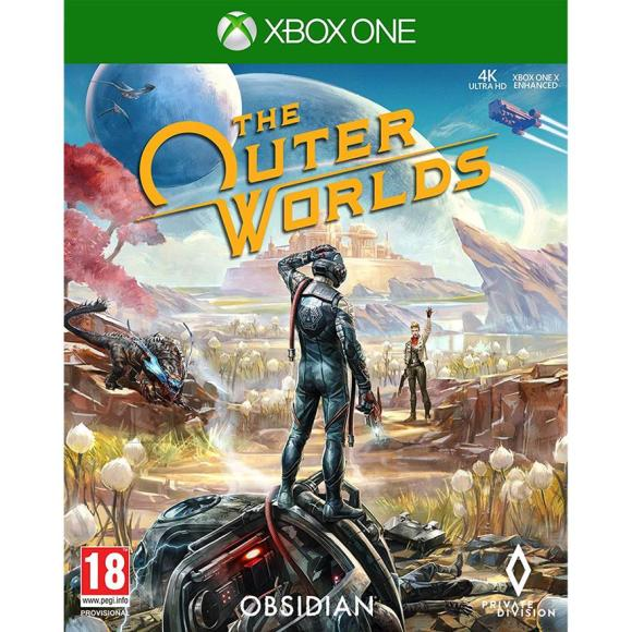 2K Games Xbox One mäng The Outer Worlds