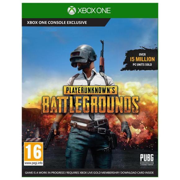 Microsoft Xbox One mäng Playerunknown's Battlegrounds
