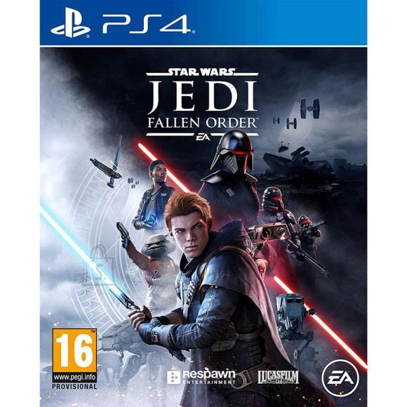 PS4 mäng Star Wars: Jedi Fallen Order