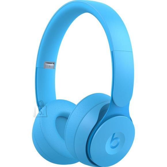 Beats Mürasummutavad juhtmevabad kõrvaklapid Beats Solo Pro (Light Blue, More Matte Collection)
