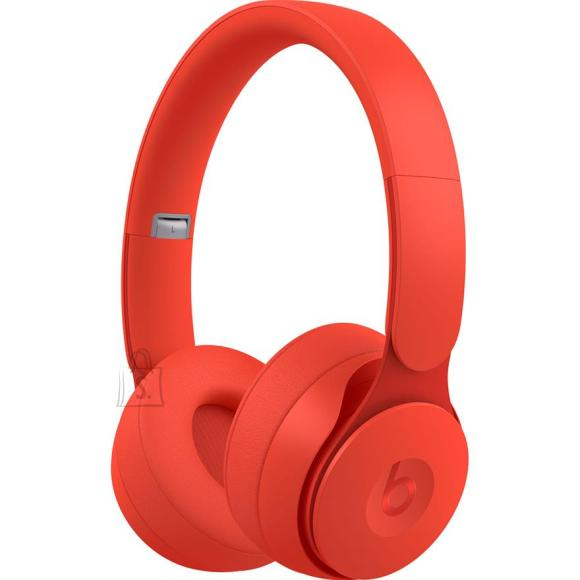 Beats Mürasummutavad juhtmevabad kõrvaklapid Beats Solo Pro (Red, More Matte Collection)