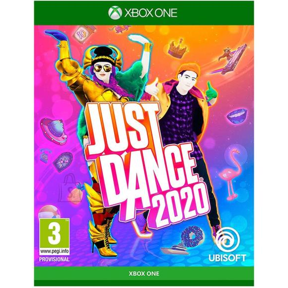 Ubisoft Xbox One mäng Just Dance 2020