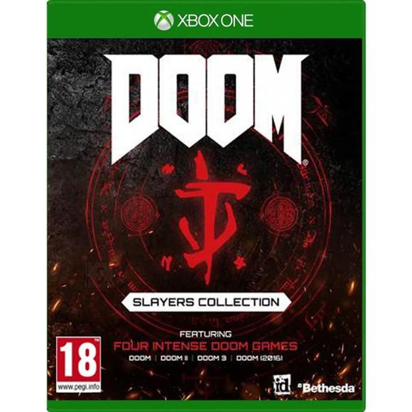 Bethesda Xbox One mäng Doom Slayers Collection