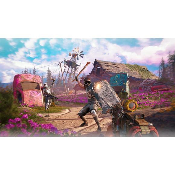 Ubisoft Xbox One mäng Far Cry: New Dawn