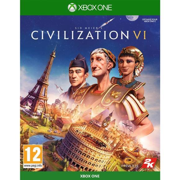 2K Games Xbox One mäng Civilization VI