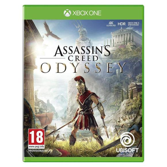 Ubisoft Xbox One mäng Assassin's Creed: Odyssey