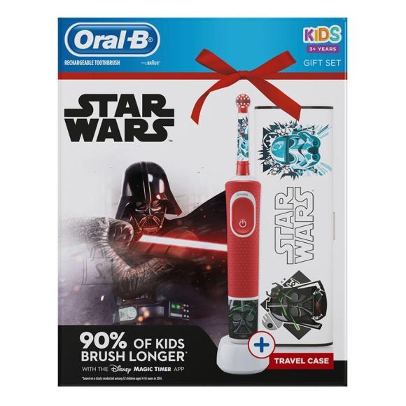 Braun Elektriline hambahari Braun Oral-B Starwars + vutlar
