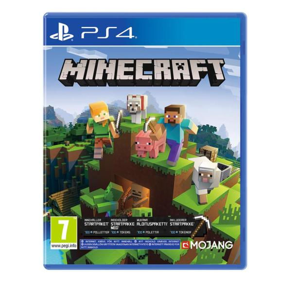 Microsoft PS4 mäng Minecraft Bedrock Edition